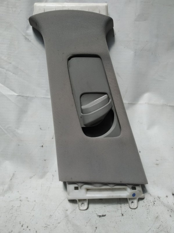 Накладка на стойку кузова Toyota Corolla Fielder NZE141 передняя левая (б/у)