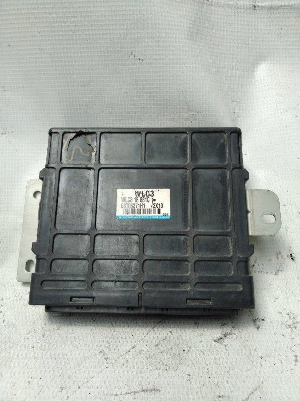 Блок управления efi Mazda Titan SY56T (б/у)
