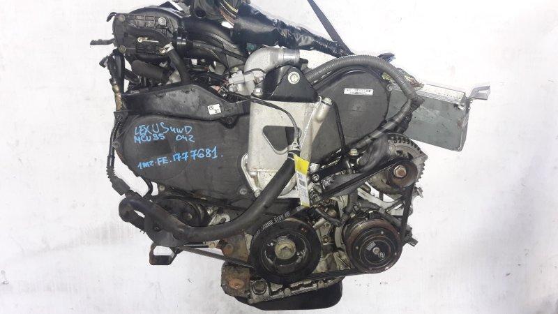 Двигатель Toyota Harrier MCU35 1MZ 2004 (б/у)