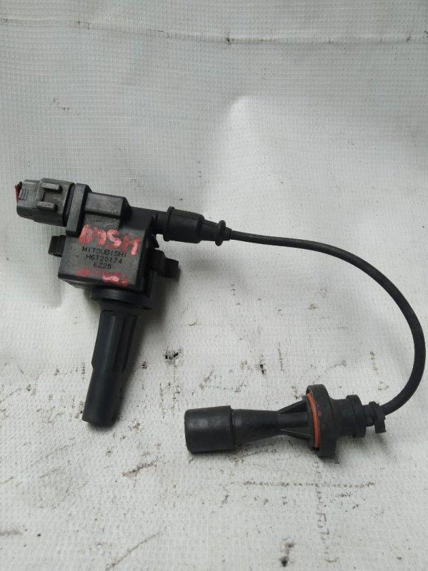 Катушка зажигания Mitsubishi Pajero Mini H56A (б/у)