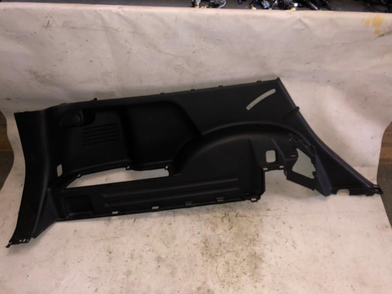 Обшивка багажника Nissan X-Trail NT31 2007 задняя левая (б/у)