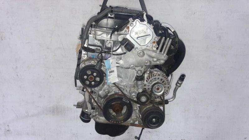 Двигатель Mazda Atenza GJEP PE-20548570 (б/у)