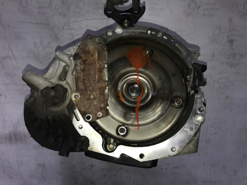 Кпп автоматическая Mazda Ford Escape LFACT L3 2006 (б/у)