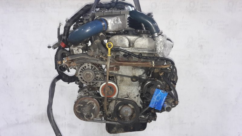 Двигатель Suzuki Jimny JB23W K6AT 2000.04 (б/у)