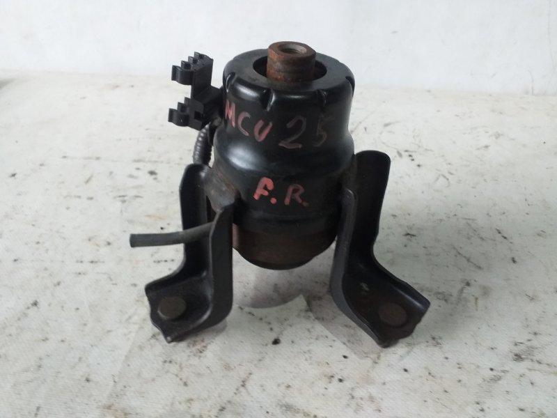 Подушка двигателя Toyota Kluger MCU25 передняя правая (б/у)