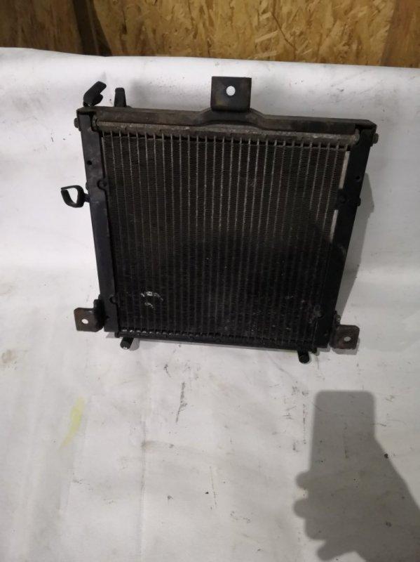 Радиатор кондиционера Nissan Atlas R8F23 QD32 (б/у)