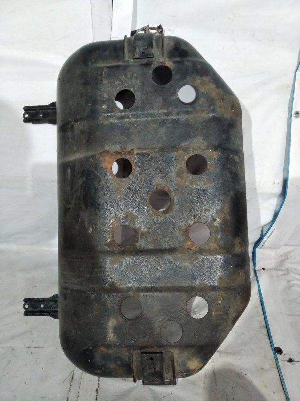 Защита топливного бака Toyota Land Cruiser Prado KZJ95 1KZ 1997 (б/у)