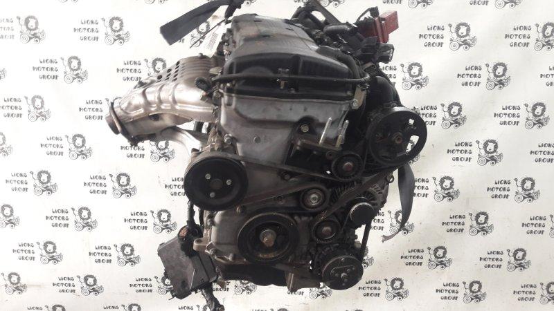 Двигатель MMC GALANT FORTIS 4B11-00285483 куз. CY4A двг. 4B11