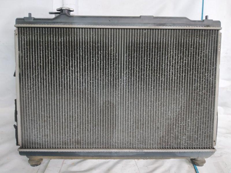 Радиатор двс Toyota Kluger ACU25 2AZ (б/у)