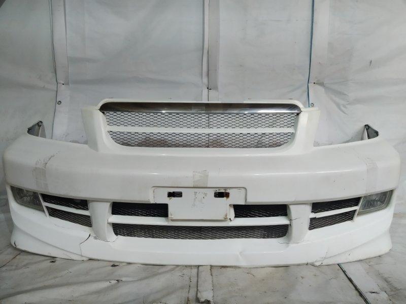 Бампер Toyota Kluger ACU25 2AZ передний (б/у)