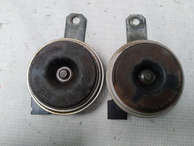 Сигнал звуковой Toyota Kluger ACU25 2AZ (б/у)