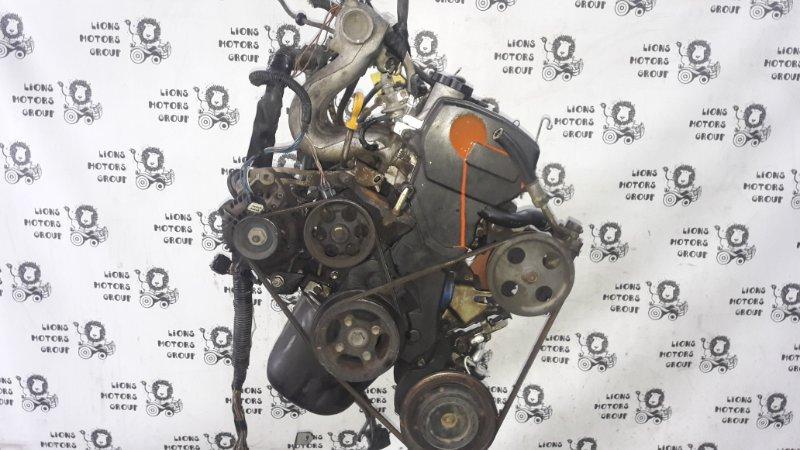 Двигатель Toyota Tercel EL53 5E-0833162 (б/у)