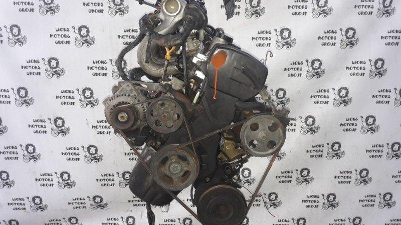 Двигатель Toyota Tercel EL53 5E-0911815 1993 (б/у)