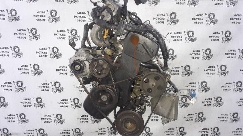 Двигатель Toyota Corsa EL53 5E-0803470 (б/у)