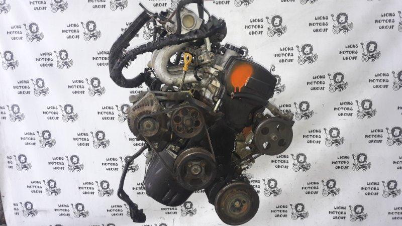 Двигатель Toyota Tercel EL53 5E-0679664 1997 (б/у)