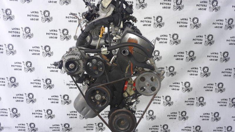 Двигатель Toyota Tercel EL53 5E-1063127 1997 (б/у)