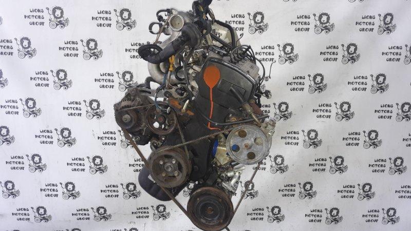 Двигатель Toyota Tercel EL53 5E-0850522 1995 (б/у)