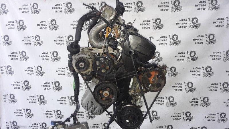 Двигатель Toyota Corsa EL51 4E-2191247 (б/у)