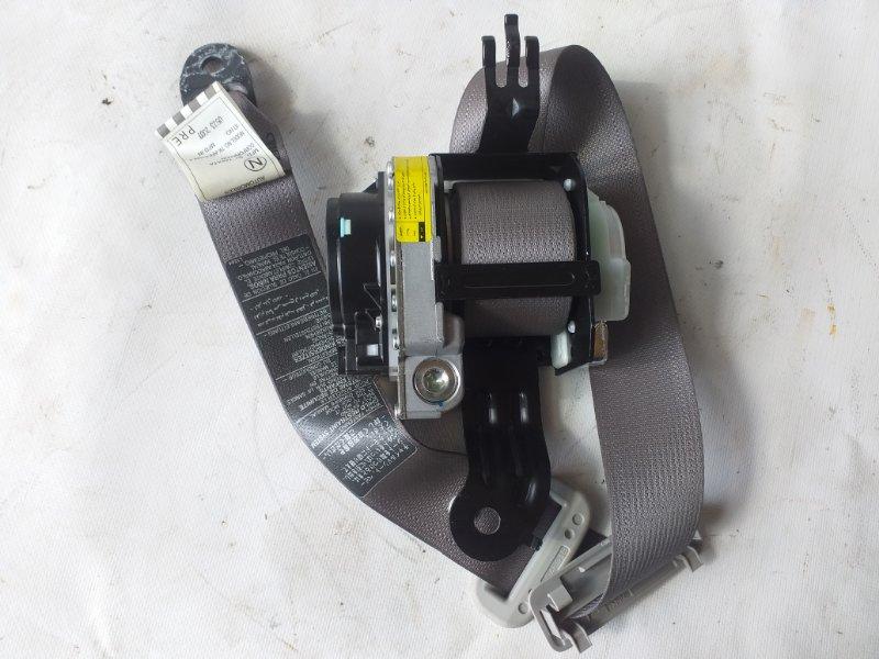 Ремень безопасности Lexus Ls600 UVF45 2UR-FSE 2007.06 задний левый (б/у)