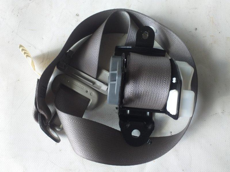 Ремень безопасности Lexus Ls600 UVF45 2UR-FSE 2007.06 задний (б/у)