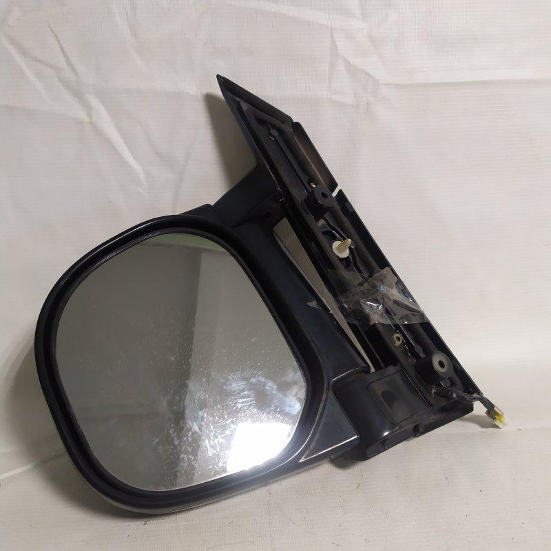 Зеркало Mitsubishi Delica PE8W 4M40 1999.03 переднее левое (б/у)
