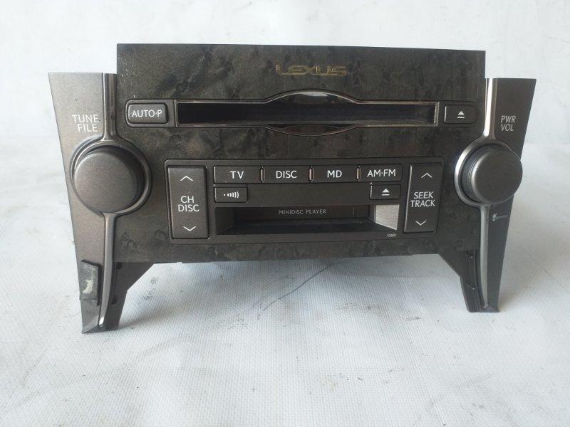 Магнитофон Lexus Ls600 UVF45 2UR-FSE 2007.06 (б/у)