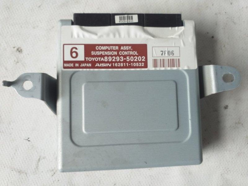 Блок управления пневмоподвеской Lexus Ls600 UVF45 2UR-FSE 2007.06 (б/у)