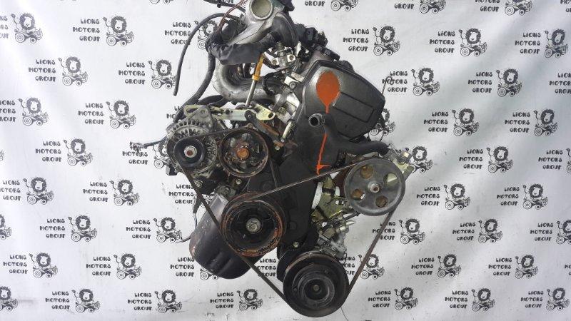Двигатель Toyota Tercel EL53 5E-1086190 (б/у)
