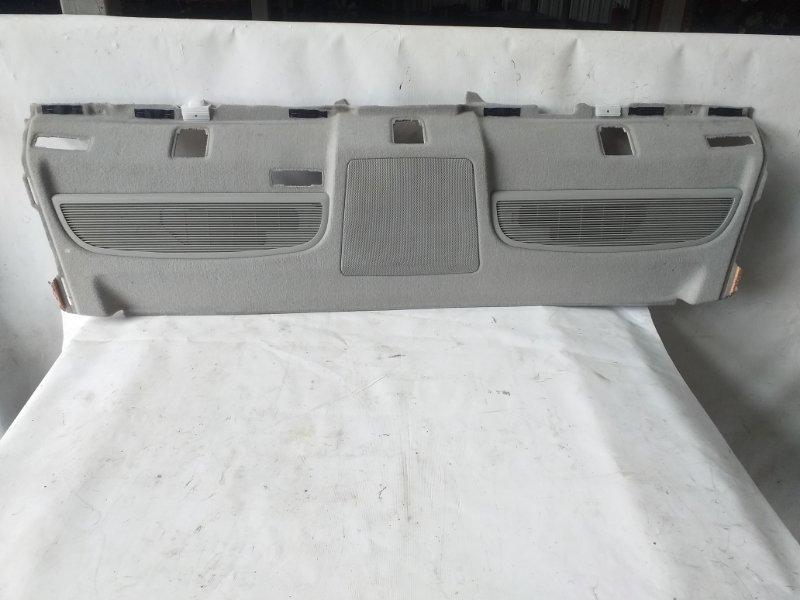 Полка багажника Lexus Ls600 UVF45 2UR-FSE 2007.06 (б/у)