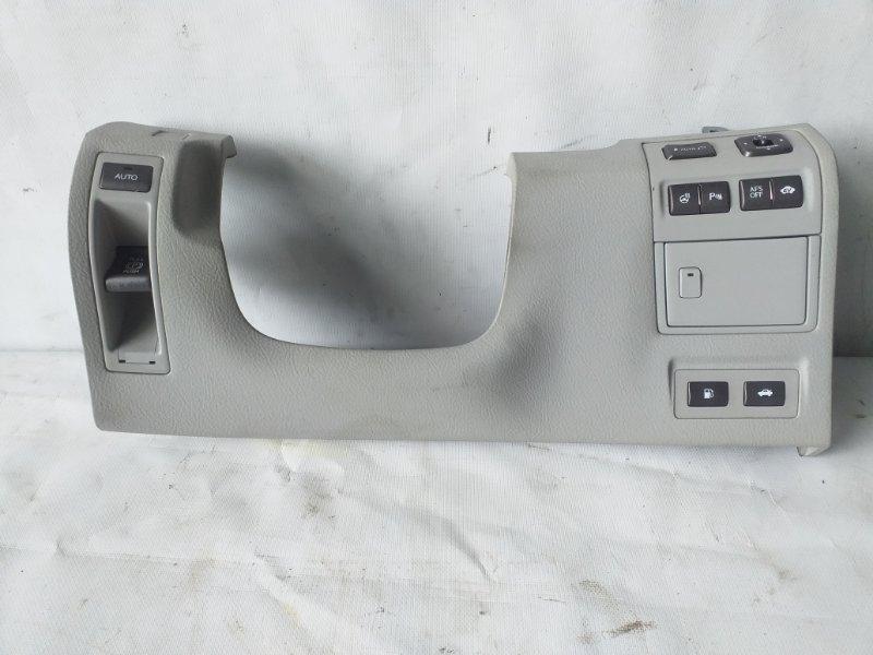 Консоль под рулевой колонкой Lexus Ls600 UVF45 2UR-FSE 2007.06 (б/у)