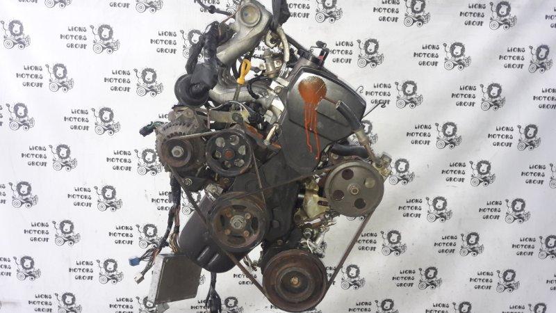 Двигатель Toyota Corsa EL53 5E-0733747 (б/у)