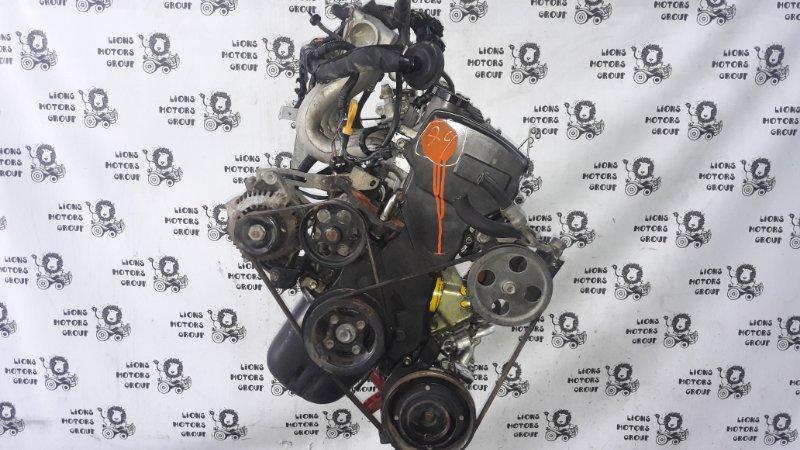 Двигатель Toyota Tercel EL53 5E-1230811 1994 (б/у)