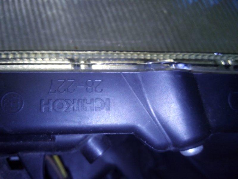 Фара Toyota Noah ZZR80 передняя правая (б/у)