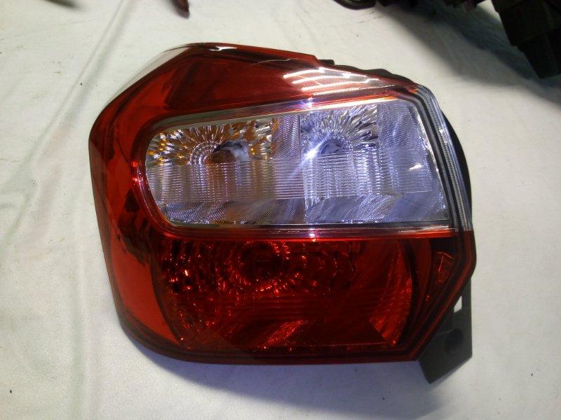 Стоп-сигнал Subaru Impreza GP7 задний левый (б/у)