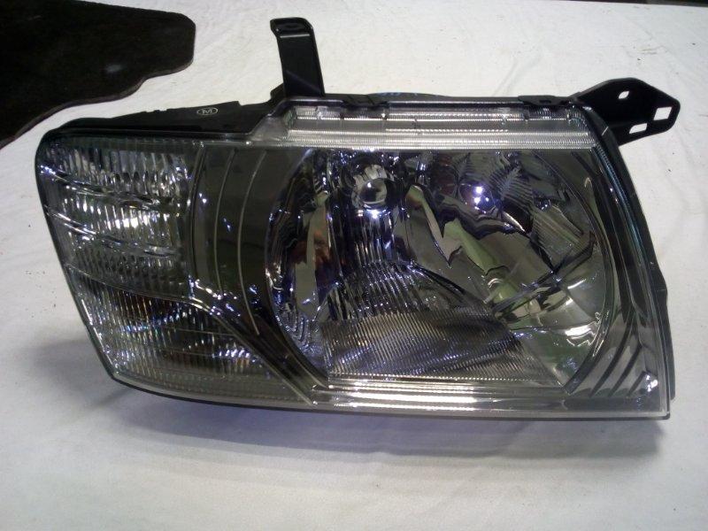 Фара Mitsubishi Pajero V75W передняя правая (б/у)