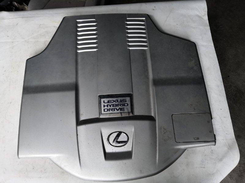 Крышка двс декоративная Lexus Ls600 UVF45 2UR-FSE 2007.06 (б/у)