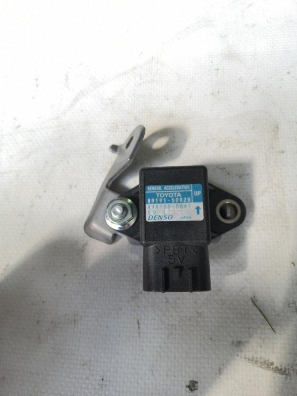 Датчик ускорения Lexus Ls600 UVF45 2UR-FSE 2007.06 (б/у)