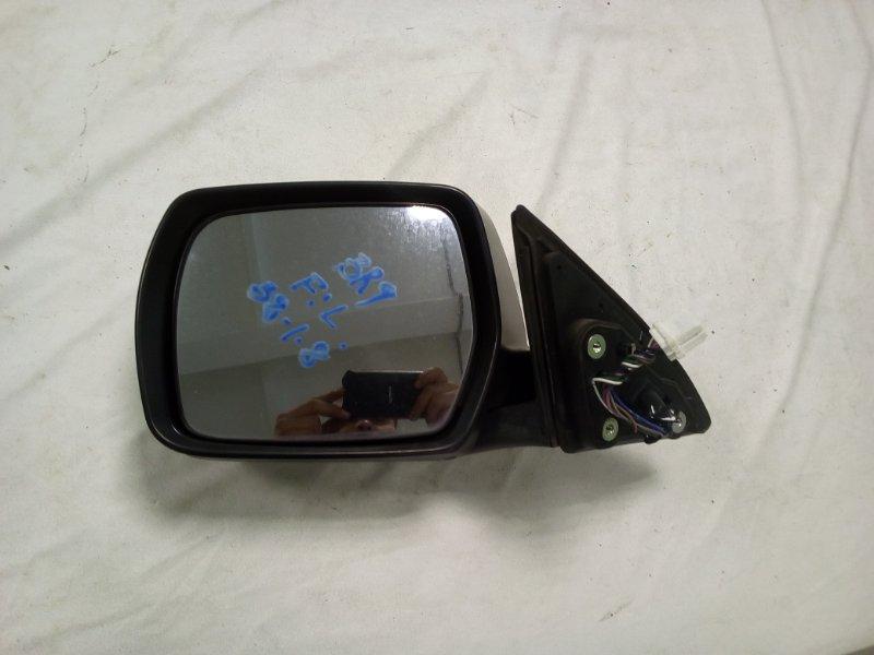 Зеркало Subaru Legacy BR9 переднее левое (б/у)
