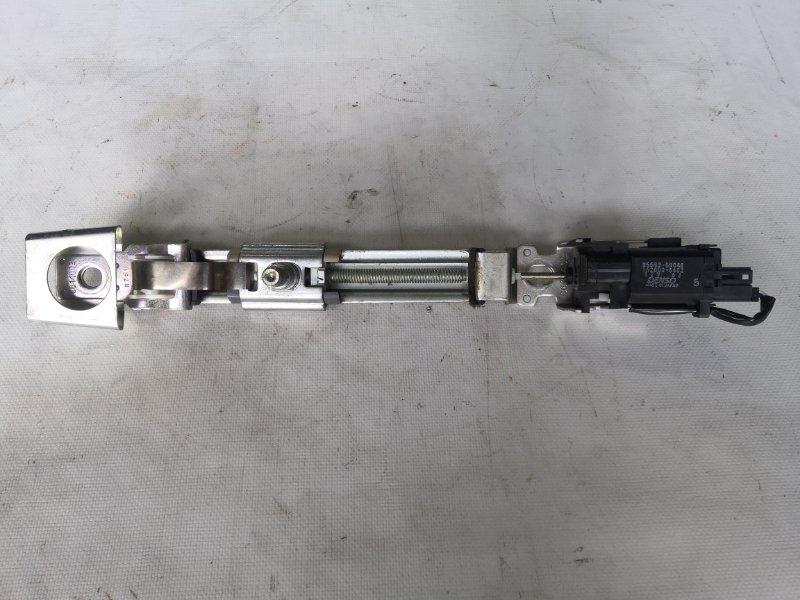 Механизм регулировки ремня безопасности Lexus Ls600 UVF45 2UR-FSE 2007.06 правый (б/у)