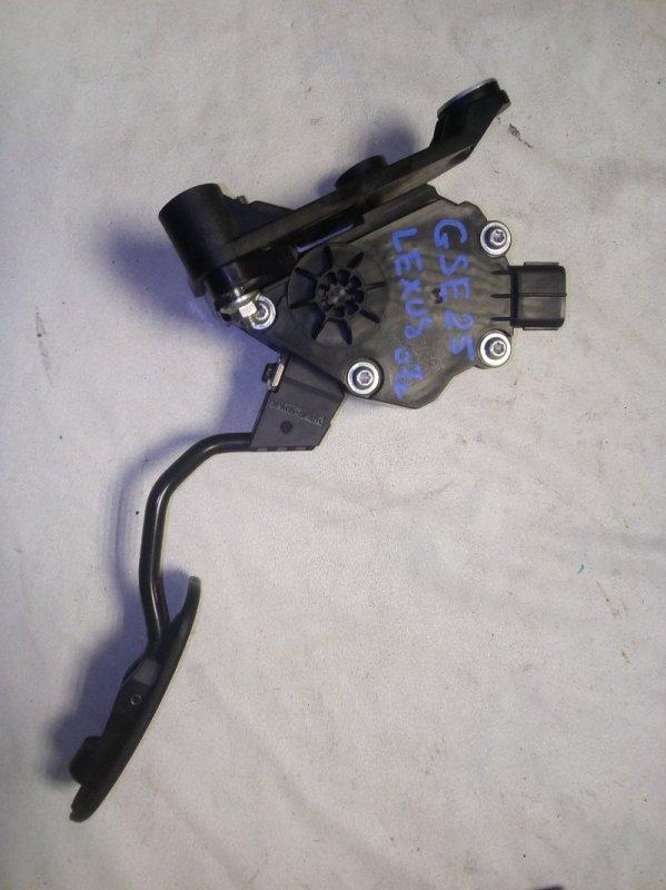 Педаль газа Lexus Is250 GSE25 2007 (б/у)