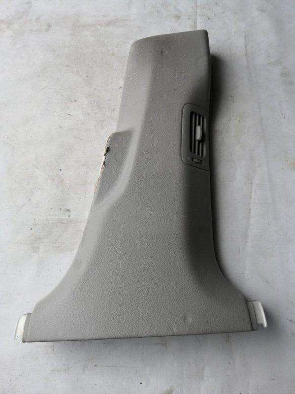 Обшивка стойки кузова Lexus Ls600 UVF45 2UR-FSE 2007.06 правая (б/у)