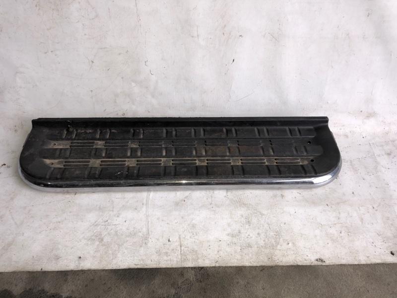 Подножка Mitsubishi Delica PE8W 4M40 1999.03 левая (б/у)
