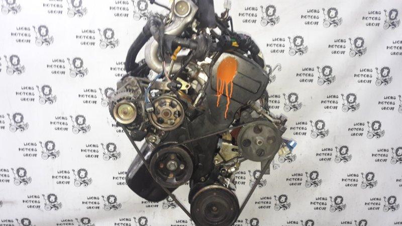 Двигатель Toyota Tercel EL53 5E-0813772 1996 (б/у)