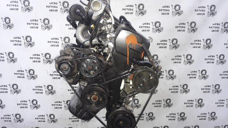 Двигатель Toyota Tercel EL53 5E-0653133 1994 (б/у)