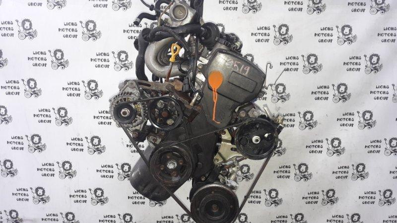 Двигатель Toyota Tercel EL53 5E-0983914 (б/у)