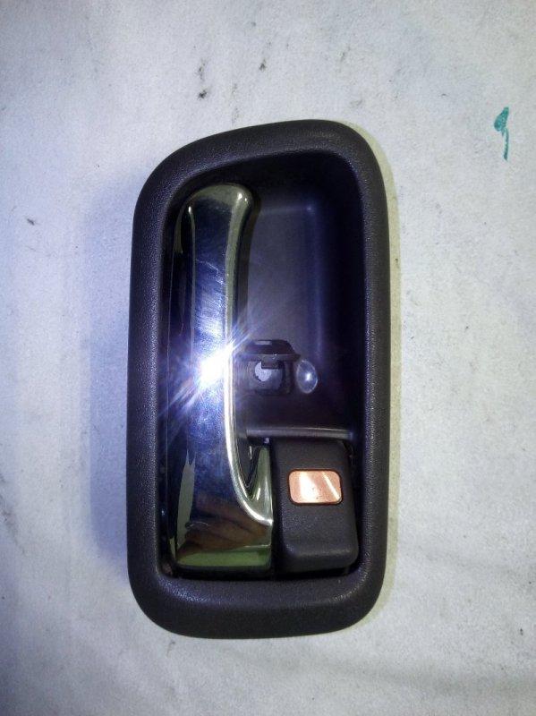 Ручка в салоне Toyota Cresta JZX105 задняя правая (б/у)