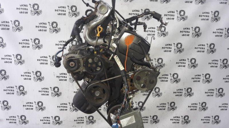 Двигатель Toyota Tercel EL53 5E-0828443 1996 (б/у)