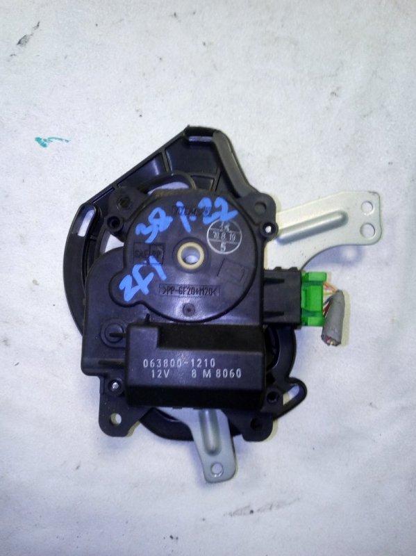 Сервопривод заслонок печки Honda Cr-Z ZF1 (б/у)