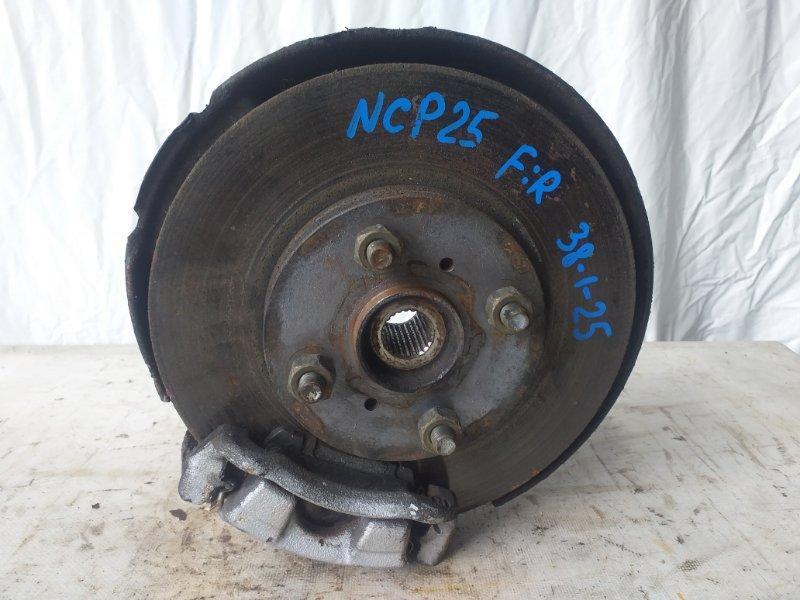 Ступица Toyota Funcargo NCP25 передняя правая (б/у)