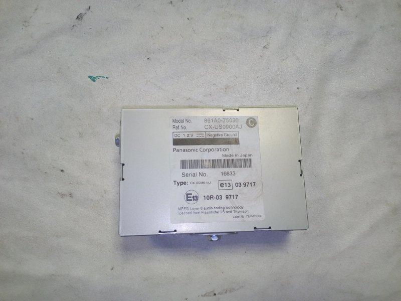 Блок управления tv-tuner Lexus Hs250H ANF10 2009.11 (б/у)